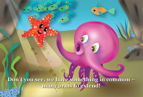 slide 4 Oliver the Octopus